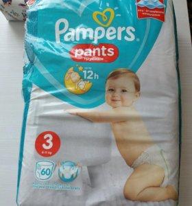 Трусики Pampers 6-11 kg
