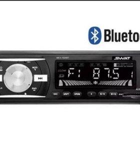Автомагнитола Swat MEX-1029BT. Bluetooth