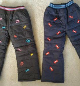 Зимние брюки - новые