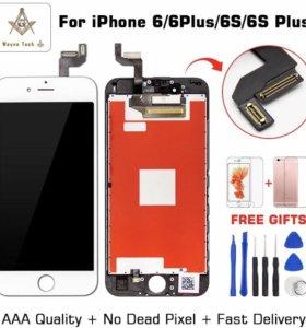 Дисплей на IPhone 6 plus