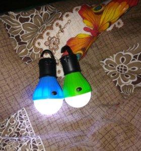 Фонарики на батарейках