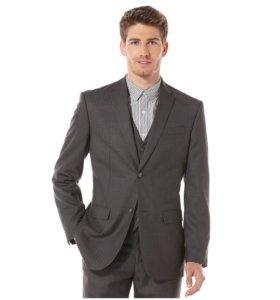 Новый, с биркой пиджак Perry Ellis Jacket