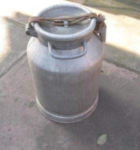 алюминиевая фляга-бидон 40 литров