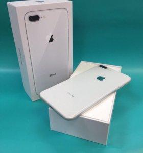 Apple iPhone 8 Plus 64 silver