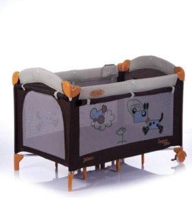 Манеж-кровать Jetem C1 Dog
