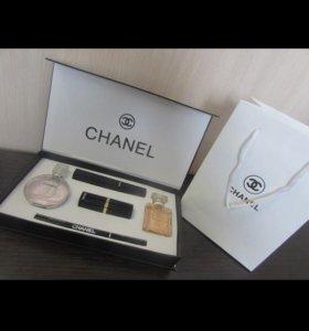 Подарочные наборы chanel 5в1