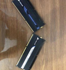 Corsair 1600 MHz ddr3 2x1gb