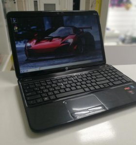 Идеальный HP G6-2054 AMD A10 8Gb 500 Dual Graphics
