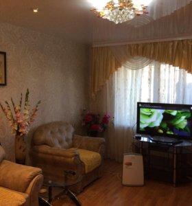 Квартира, 3 комнаты, 64 м²