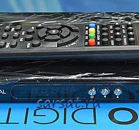 Приемник цифрового ТВ EVO Digital