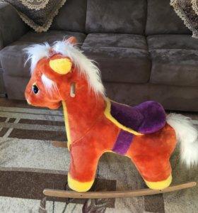 Лошадь скакалка
