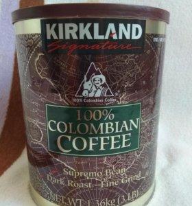 Кофе kirkland