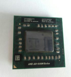 Процессор AMD A10-4600M 2.3