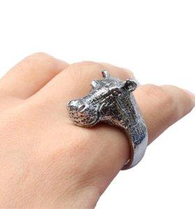 кольцо бегемот