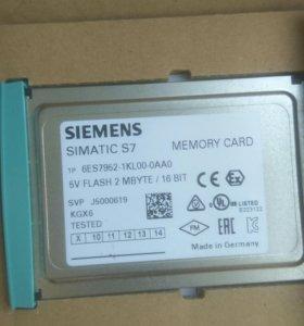 Siemens S7-400 memory card 2 mb