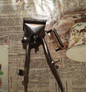 Машинка для стрижки волос ссср
