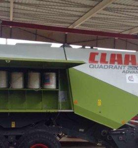 Пресс подборщик Claas Quadrant 2200