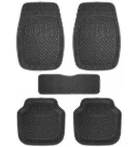 Отличные автомобильные универсальные коврики 3D