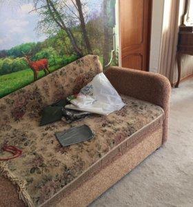 Кровать кушетка новая