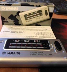 Yamaha YT100 Тюнер гитарный