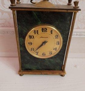 Часы каминные Молния СССР 1975