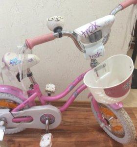 Велосипед детский mystic trek