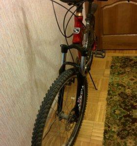 Велосипед стелс навигатор 690