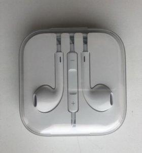 Наушники iPhone оригинал