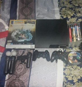 PS3 и все бонусы к ней