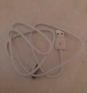 Usb-кабель на айфон 4s