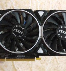 Видеокарта MSI AMD radeon RX 480