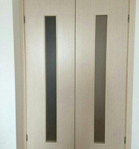 Двери от застройщика