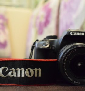 Canon EOS  1000D kit 18-55mm