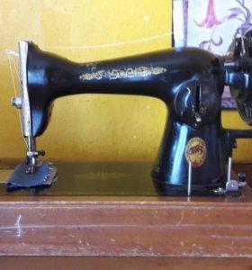 Механическая швейная машинка Подольск, Винтаж