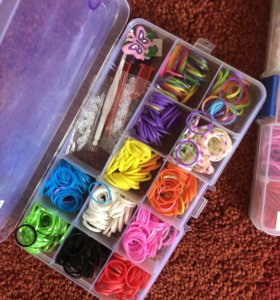 Резинки для плетения оригинал
