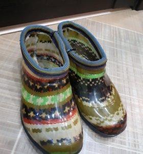 Домашняя обувь26