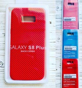Чехлы для Samsung S8 PLUS, Soft Touch