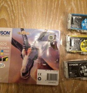 Картридж Epson T0925