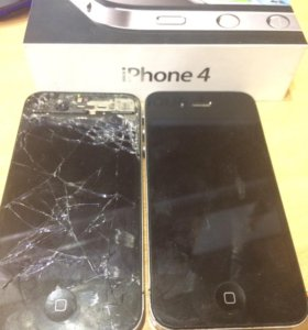 2 iPhone 4