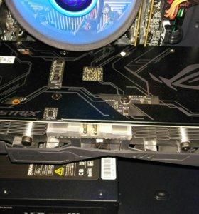ASUS STRIX GTX1050Ti OC GAMING