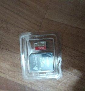 Micro SD 64 гига.  Сд карта микро сд карта