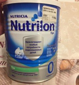 Смесь Нутрилон для недоношенных детей