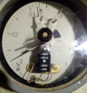 Электромонометр