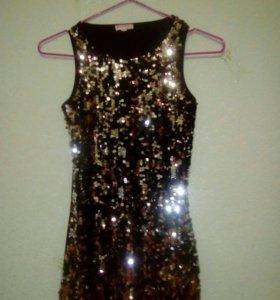 Вечерние платье для девочки 8 лет