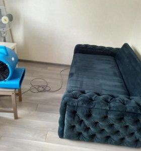 Химчистка мягкой мебели, ковров, авто