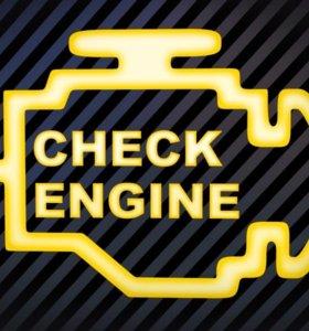 Диагностика инжекторных двигателей