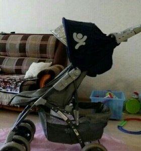Удобная коляска для мамы и малыша