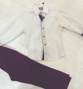 Рубашка +брюки
