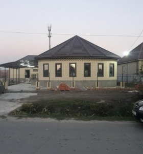 Дом, 128 м²