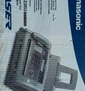 Лазерный факс Панасоник